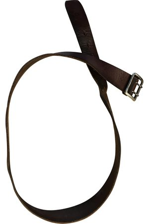 Zadig & Voltaire Leather Belts