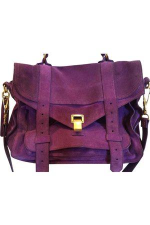 Proenza Schouler PS1 leather handbag