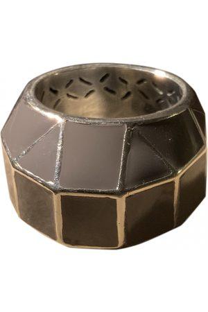 Bottega Veneta Silver Rings