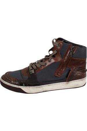 Lanvin Cloth Boots