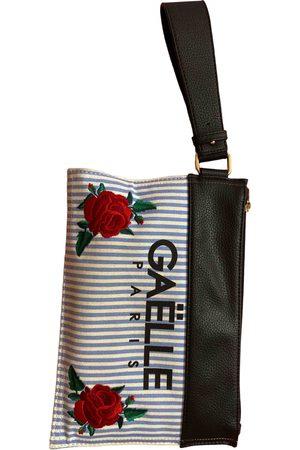 GAËLLE Cloth clutch bag