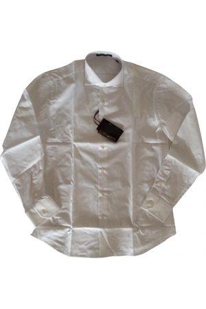 Roberto Cavalli Men Shirts - Cotton Shirts