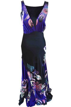 Roberto Cavalli Silk Dresses