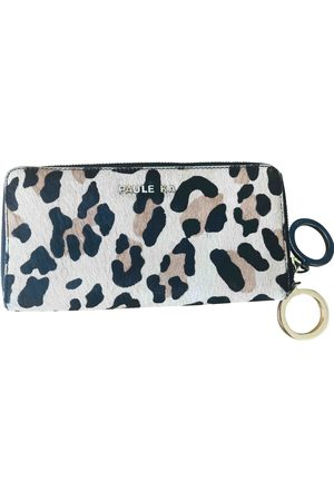 Paule Ka Leather wallet