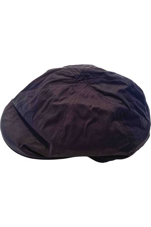 Neil Barrett Cotton Hats & Pull ON Hats