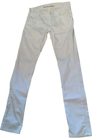 HARMONT&BLAINE Cotton Trousers