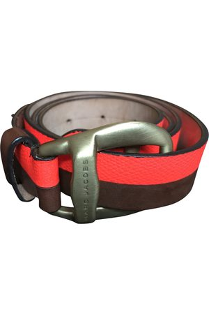 Marc Jacobs Leather Belts