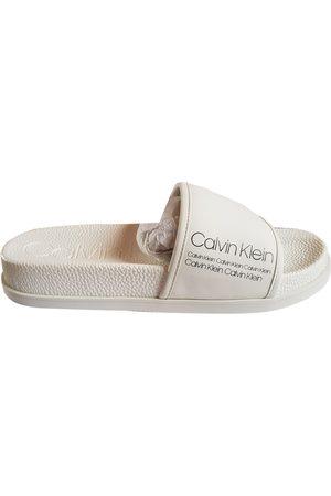 Calvin Klein Plastic Sandals