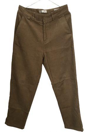 Bershka Velvet Trousers