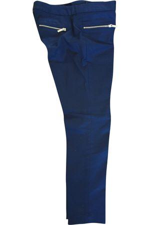 Michael Kors Cotton Trousers