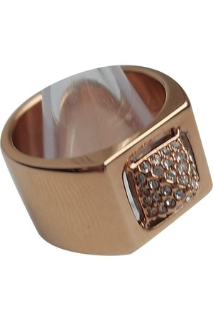 Swarovski Steel Rings