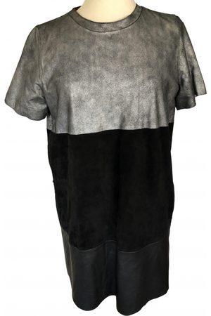 Enes Leather Dresses