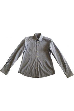 VALENTINO GARAVANI Men Shirts - Cotton Shirt