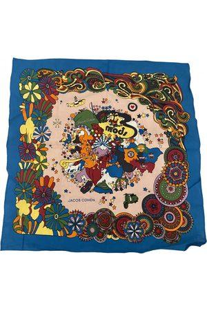 Jacob Cohen Linen scarf & pocket square