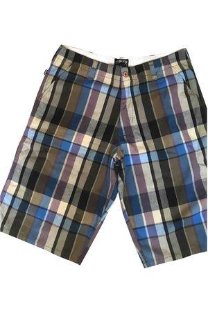 STUSSY Multicolour Cotton Shorts