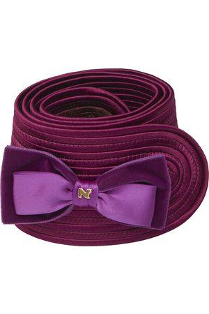 Nina Ricci Silk Belts
