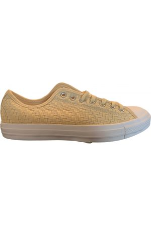 Converse Cloth Trainers