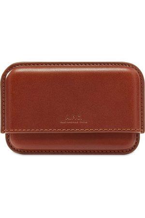 A.P.C. Men Laptop Bags - Magna Carta Business Card Case