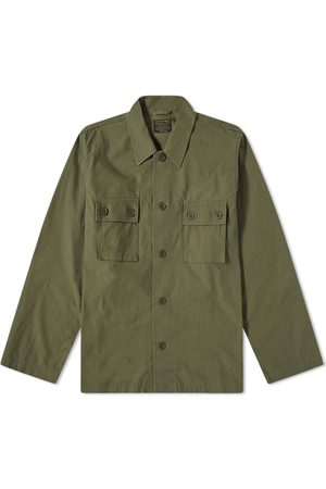Wacko Maria Men Shirts - Army Shirt