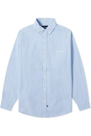 This Is Never That T-Logo Oxford Shirt