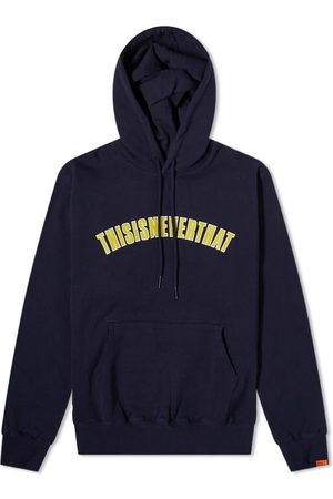This Is Never That Arch Logo Popover Hoody