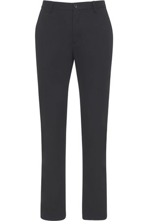 Burberry Men Chinos - Cotton Chino Pants W/ Heritage Details