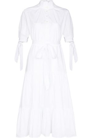 Evi Grintela Women Dresses - Look32 ruffle collar dress