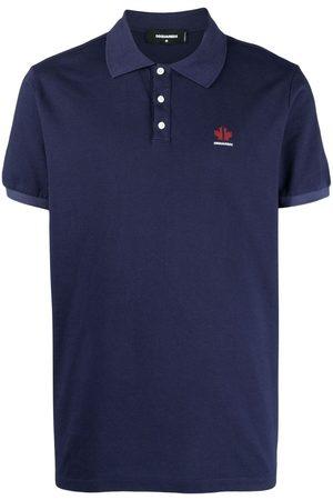 Dsquared2 Chest-logo polo shirt
