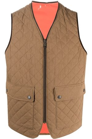 Dsquared2 Sleeveless quilted vest