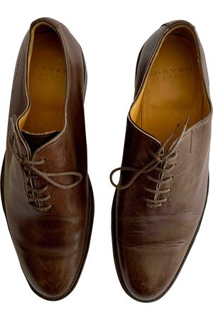 Carven Leather Lace UPS