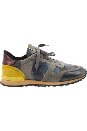 VALENTINO GARAVANI Leather Trainers