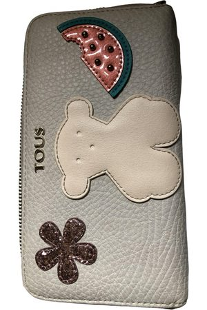 TOUS Leather card wallet