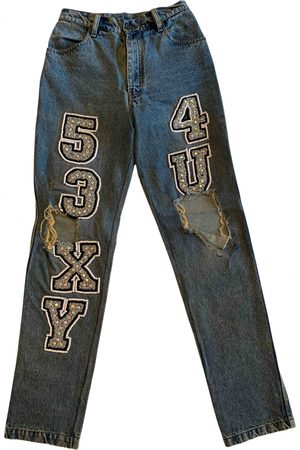 ASHISH Straight jeans