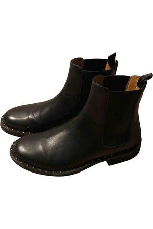 VALENTINO GARAVANI Leather Boots