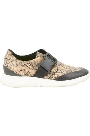 Christopher Kane Leather Trainers
