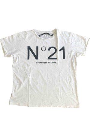 No. 21 Cotton T-Shirts