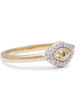 Adina Reyter Woman 14-karat Diamond Ring Size 4