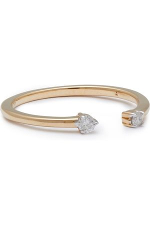 Adina Reyter Women Rings - Woman Amigos 14-karat Diamond Ring Size 3
