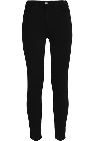 Current/Elliott Woman Cropped High-rise Skinny Jeans Size 23