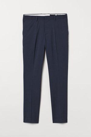 H&M Men Formal Pants - Skinny Fit Suit Pants