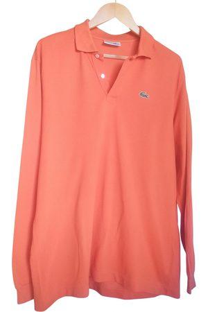 Lacoste Cotton Polo Shirts