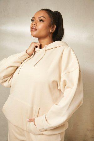 Boohoo Women Hoodies - Womens Recycled Plus Basic Oversized Hoody - - 12