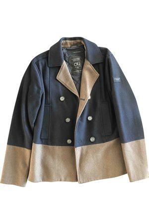 Calvin Klein Wool Coats