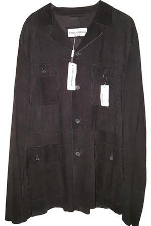Dolce & Gabbana Suede Jackets