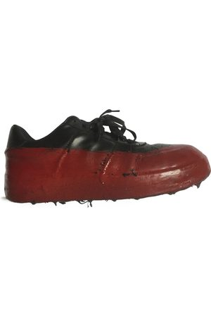 424 FAIRFAX Leather Trainers