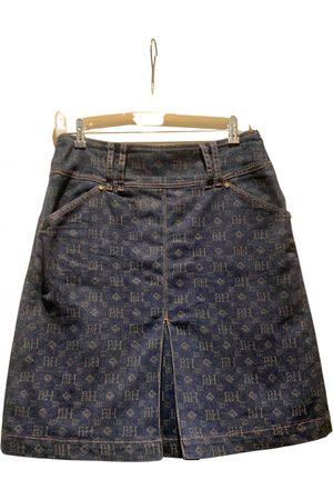 PEDRO DEL HIERRO Mid-length skirt
