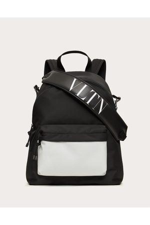 VALENTINO GARAVANI Men Rucksacks - Vltn Nylon Backpack Man / Polyester 51% OneSize