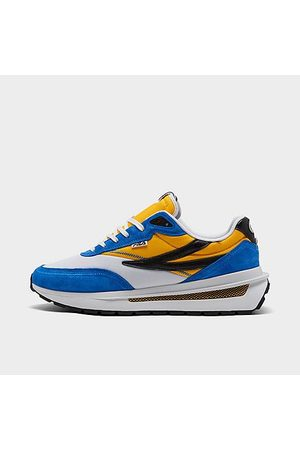 Fila Men Casual Shoes - Men's Renno '90s Casual Shoes Size 8.0 Suede
