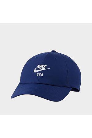 Nike U.S. Heritage86 Strapback Hat in /Loyal Polyester/Fiber