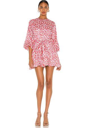 SELMACILEK Women Party Dresses - Printed Mini Dress in .